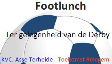 Footlunch