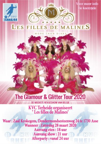 Affiche Les filles de Malines